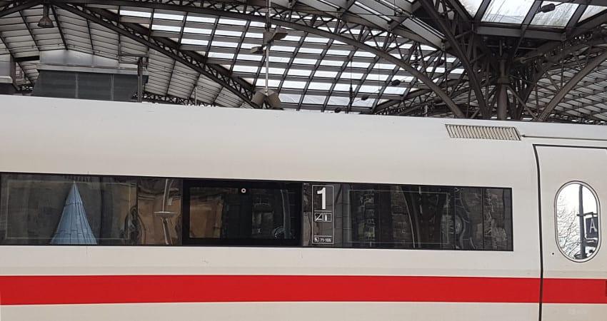 Günstiges 1. Klasse Bahn Upgrade