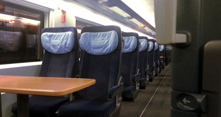 Sitzplatzreservierung der Bahn kostenlos umbuchen
