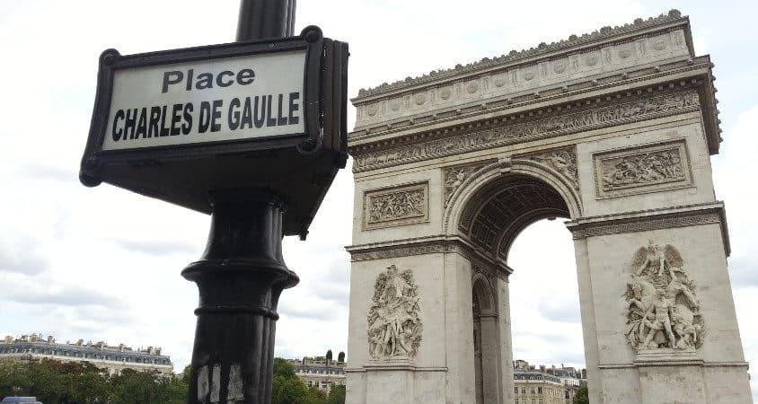 Günstige Bahnticket nach Paris Frankreich