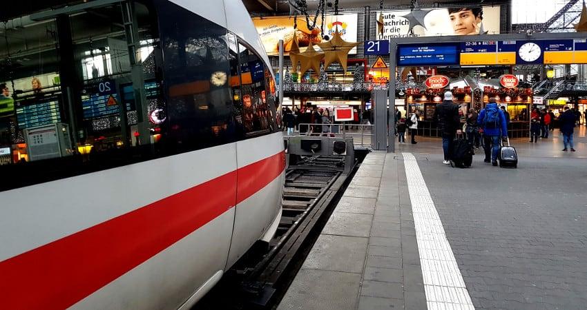 Bayernticket - Hauptbahnhof München