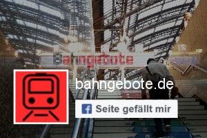 bahngebote.de Seite gefällt mir auf facebook