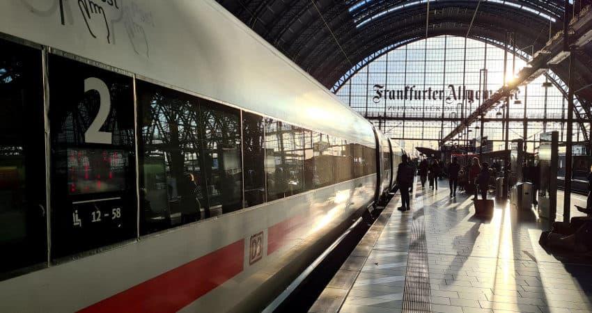 Buchungsstart Bahn Winterfahrplan 2020 / 2021