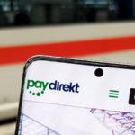 Paydirekt Bahn Gutschein: 10 Euro Rabatt