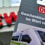 Bahn Gutschein: 10 Euro Rabatt + Rewe Rabattaktion auf Bahn Gutscheine - Günstige Bahntickets aus dem Supermarkt